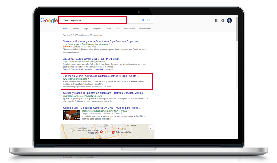 SEO en Google, PPC Campañas en Google